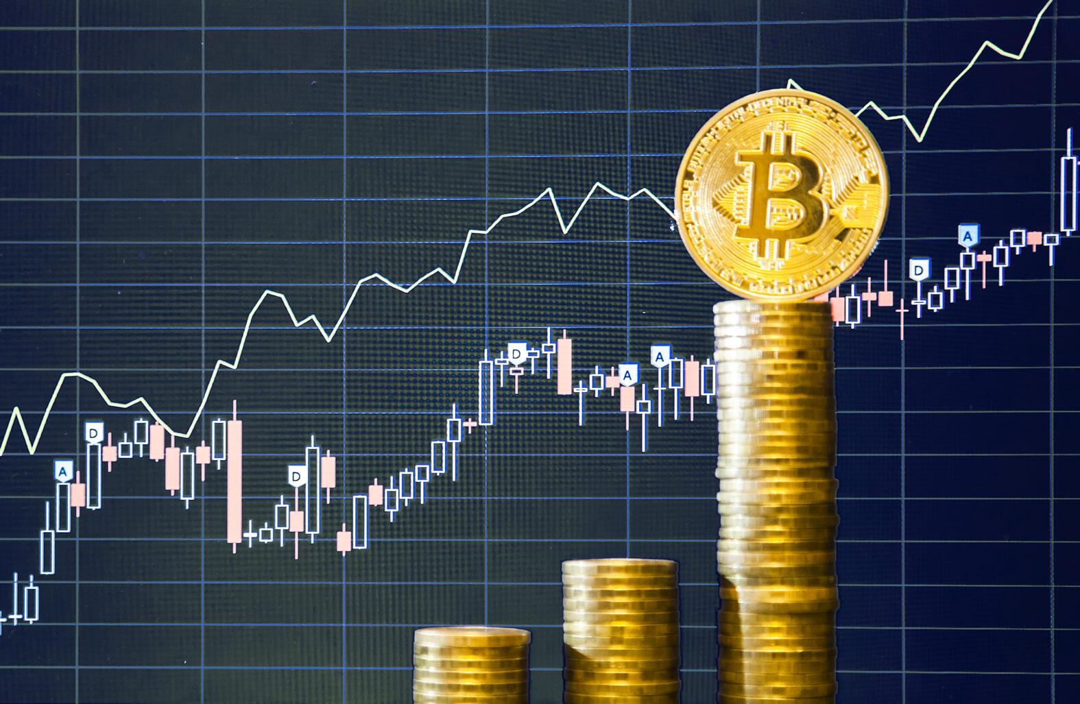 ビットコインの市場価値は更に上がる