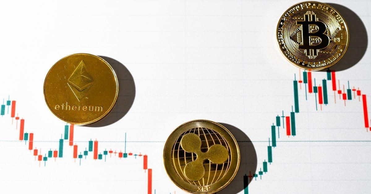 仮想通貨のチャートの見方を解説!山と谷の仕組みを理解しよう