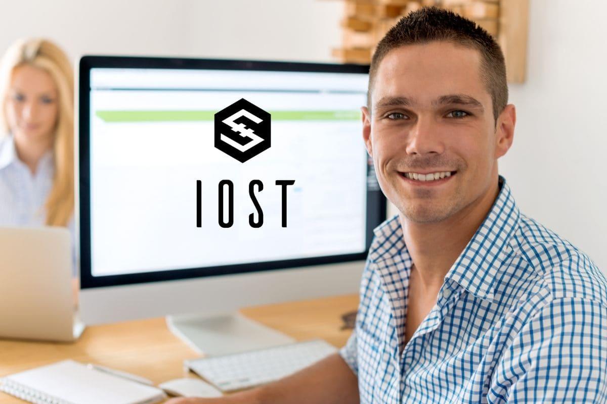 IOSTは技術的な発展が簡単