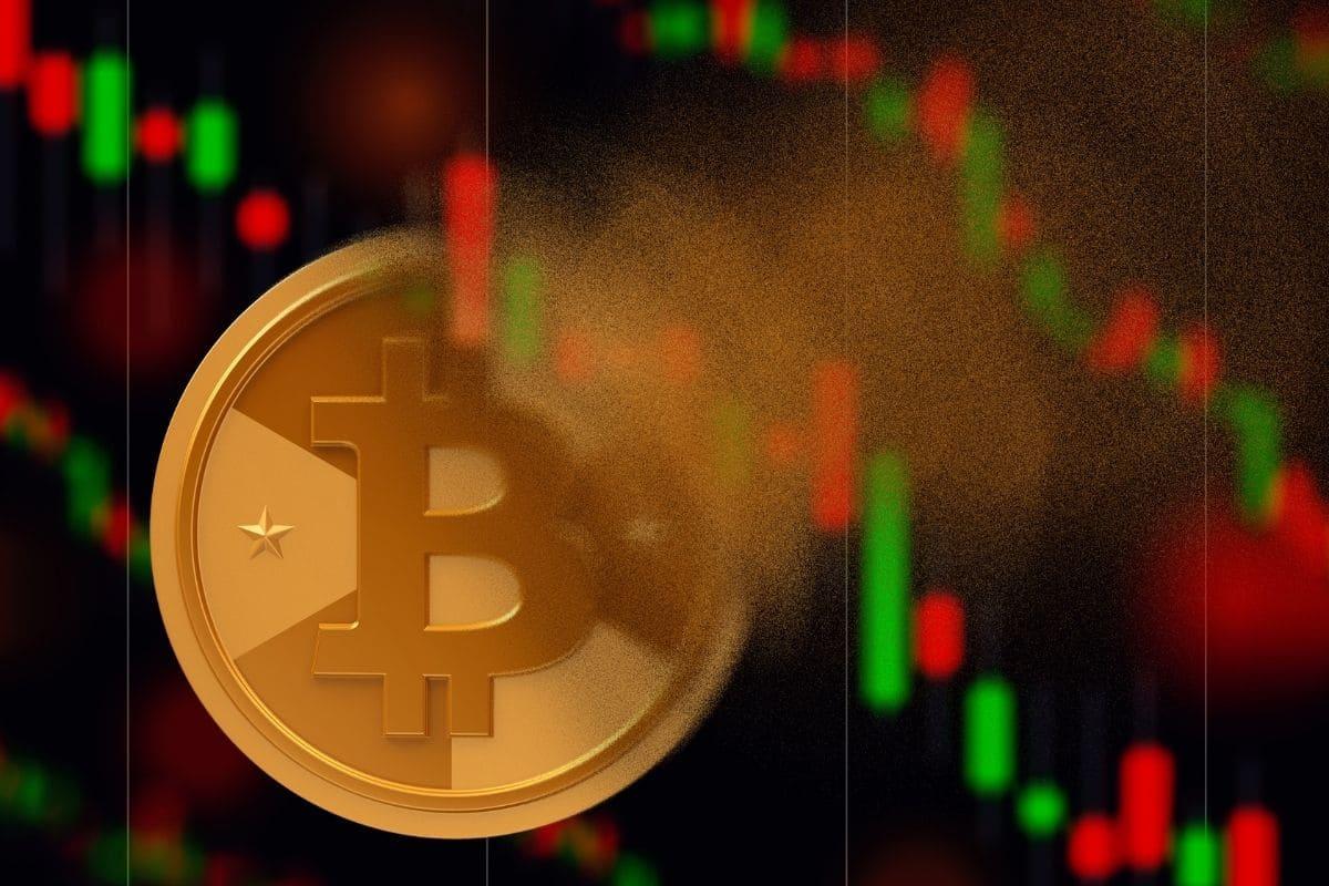 技術的な悪いニュースが流れたらビットコインを売ればいい