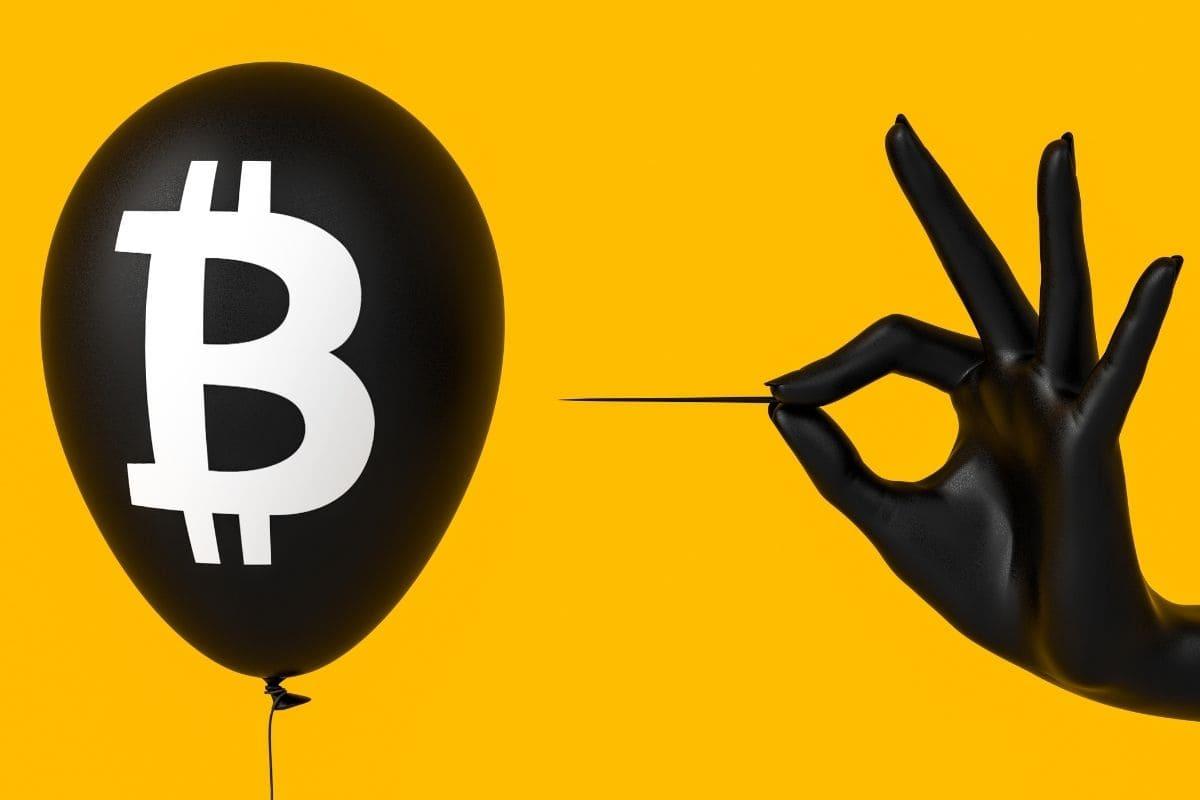 仮想通貨は危険性が高い投資であるのは事実