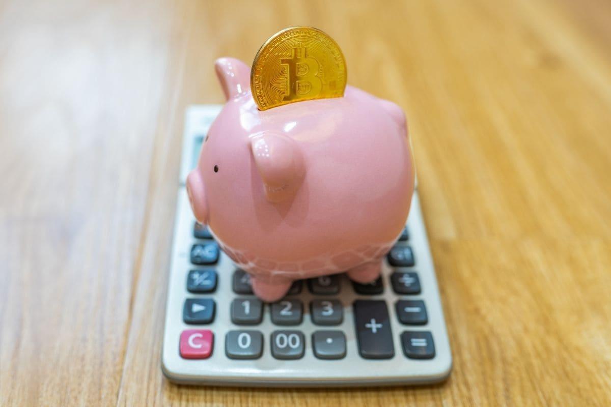 サラリーマンのへそくりはビットコイン投資が1番効率が良い方法