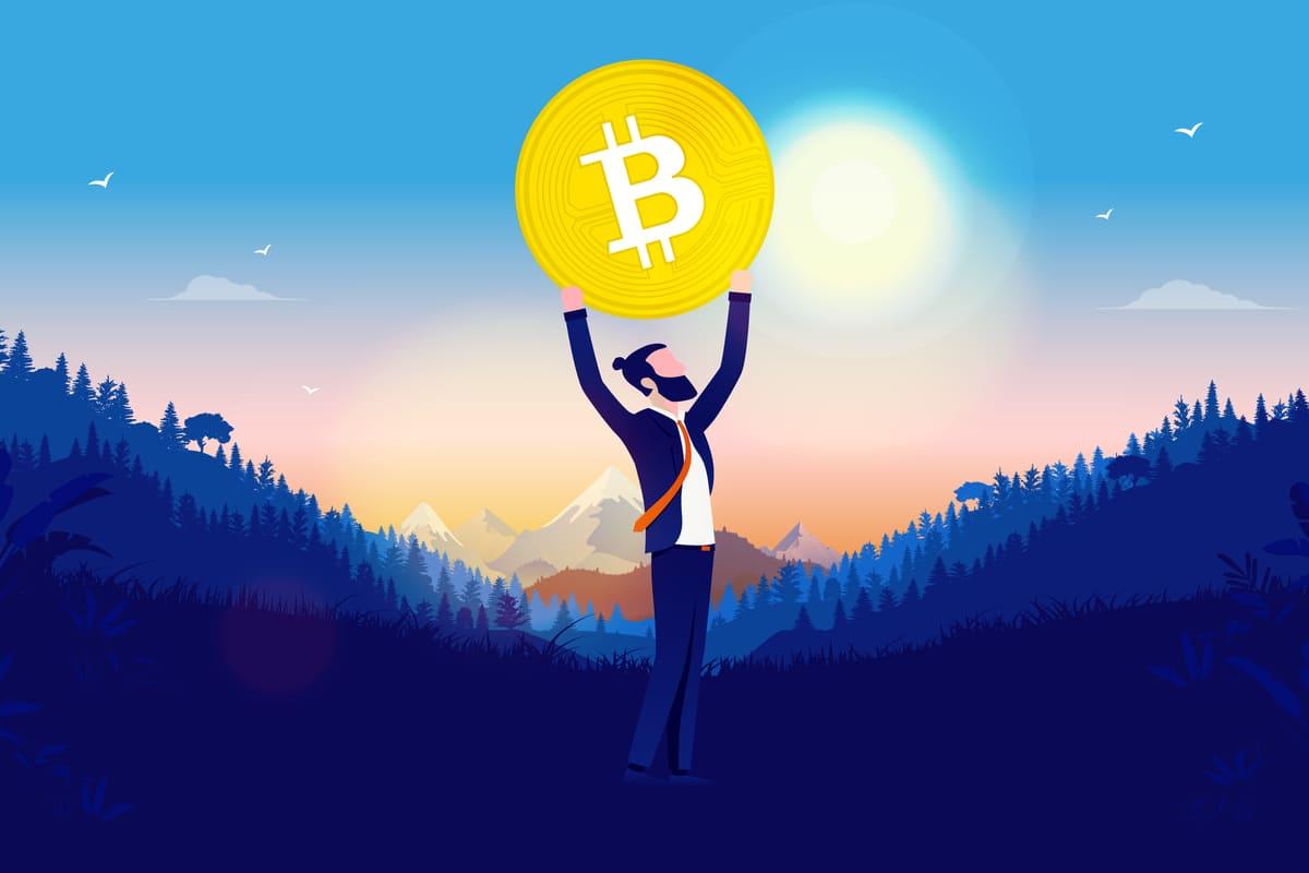 ビットコインへの期待は年末に向けて高まりつつある